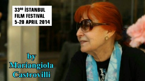 Reportage by Mariangiola Castrovilli -Istanbul 2014
