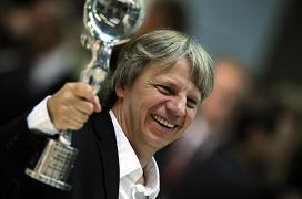 "BEST DIRECTOR ARWARD ANDREAS DRESEN FOR THE FILM ""WHISKY WITH VODKA"""